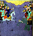 Muhammad Musá al-Mudhahhib - Alexander the Great Fights the Army of the King of China - Walters W606297A -miniature.jpg