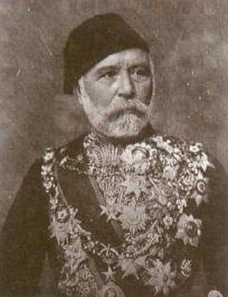 Mohamed Sherif Pasha - Image: Muhammad Sharif Pasha