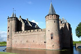 Image illustrative de l'article Muiderslot