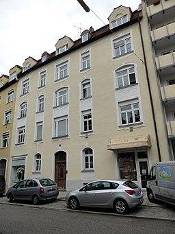 Edelweißstraße in München