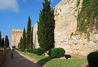 Archaeological Ensemble of Tárraco - Image: Muralles romanes (Tarragona) 4