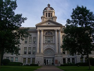Muscatine County Courthouse