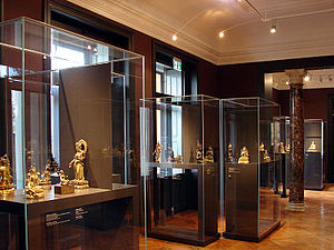 Rietberg Museum - Image: Museum Rietberg 02