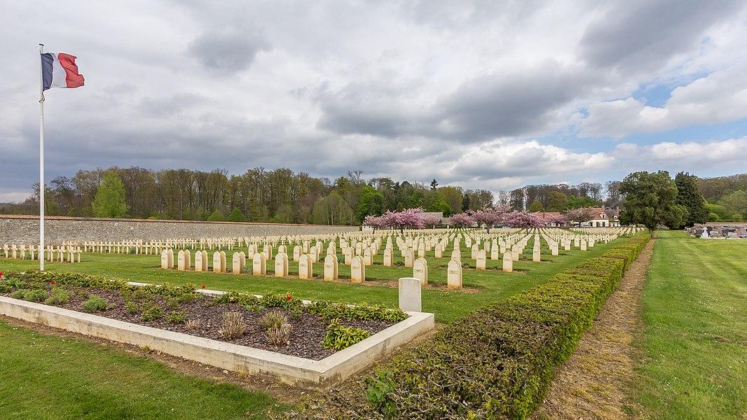 Nécropole nationale de Villers-Cotterêts