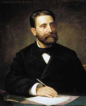 Núñez de Arce, Gaspar (1834-1903)