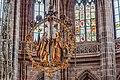 Nürnberg, St. Lorenz, Englischer Gruß von Veit Stoß 20170616 005.jpg