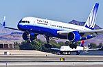 N546UA United Airlines Boeing 757-222 - 5146 (cn 25367-413) (6873859053).jpg
