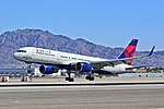 "N694DL Delta Air Lines Boeing 757-232 - cn 29726 - ln 831 ""The Spirit of Freedom"" - McCarran International Airport, Las Vegas (11202448623).jpg"