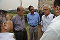 NCSM Dignitaries with Samar Bagchi and Dilip Kumar Pathak - MSE Golden Jubilee Celebration - Science City - Kolkata 2015-11-17 4861.JPG