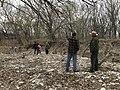 NTIR Staff explain details about Rock Creek Crossing in Council Grove, KS - 18 (9d36056d6f624d39853469a7d2f5bb0d).JPG