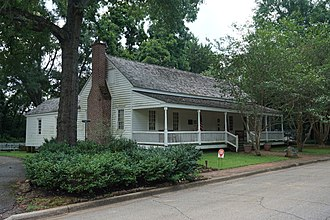 Nacogdoches, Texas - Sterne-Hoya House Museum and Library: Adolph Sterne was the first  mayor of Nacogdoches.