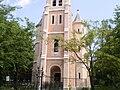Nagymágocs-római katolikus templom2.JPG