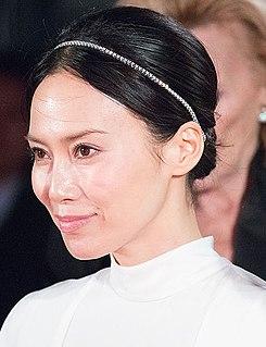 Miki Nakatani Japanese actress and singer