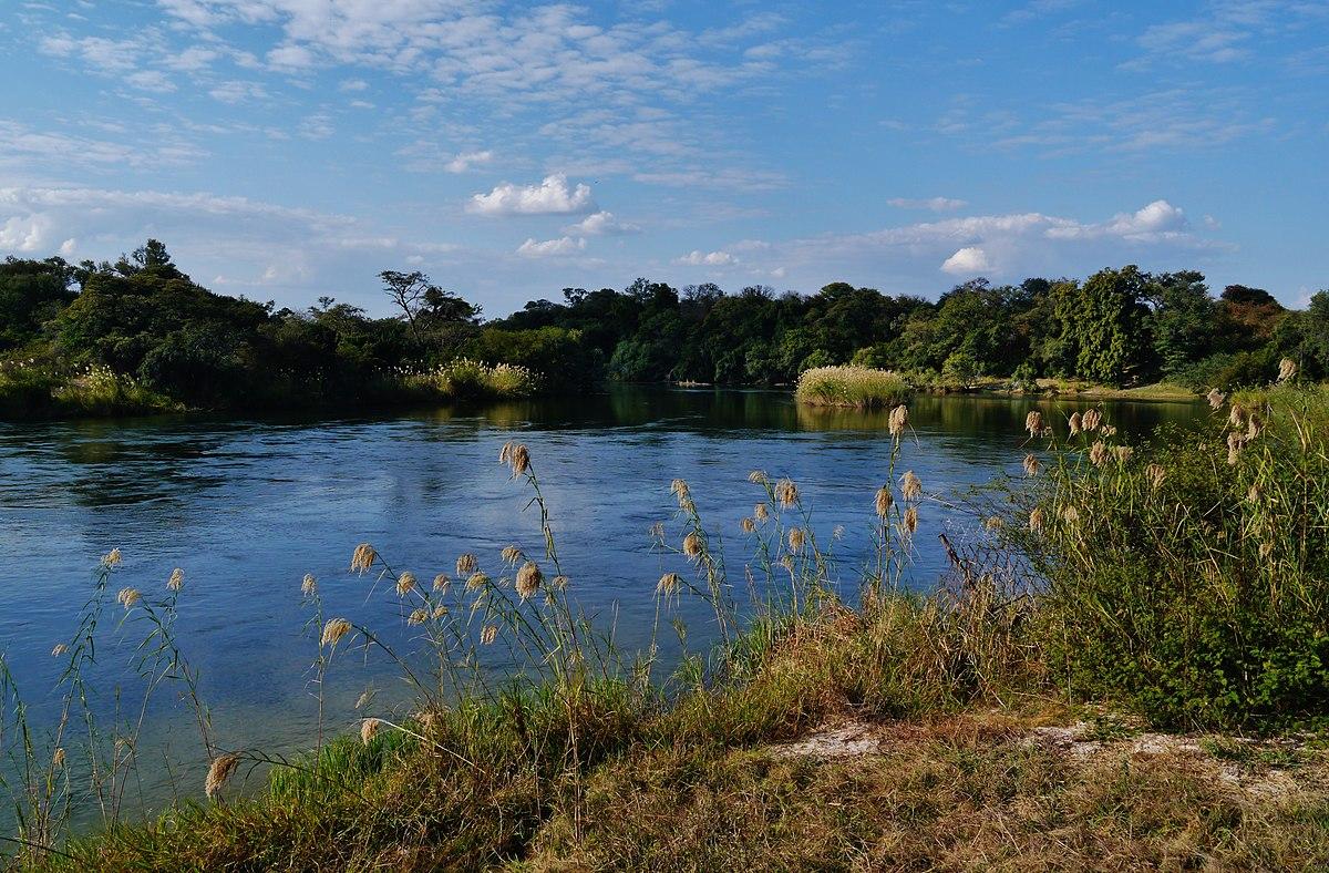 Okavango River - Wikipedia Okavango Basin Information System