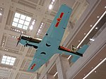 Nanchang CJ-6 in Military Museum of the Chinese People's Revolution.jpg
