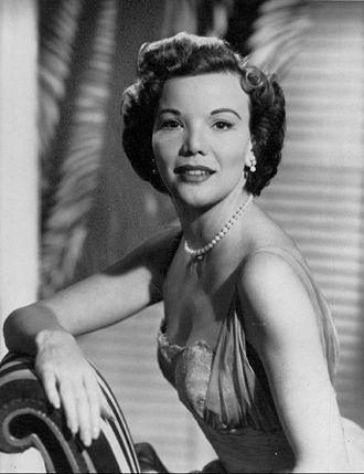 Nanette Fabray - Fabray in 1963