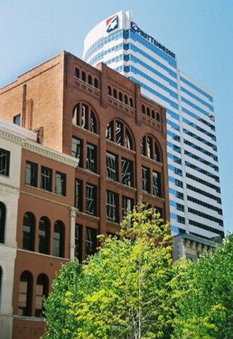 Nashville City Center - Image: Nashville City Center
