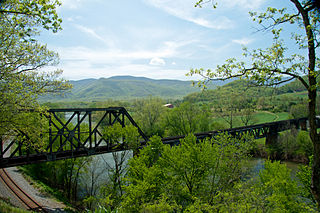 Natural Bridge Station, Virginia Unincorporated community in Virginia, United States