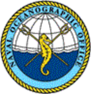 Naval Oceanographic Office - Image: Naval Oceanographic Office logo