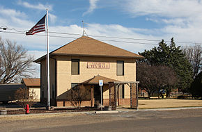 Nazareth Texas City Hall 2009.jpg