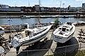Neder-Over-Heembeek - Region Bruxelloise - Quai de Heembeek - BRYC - Boote - P1010804 01.jpg