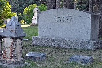 Nelson Story - Story gravesite, Sunset Hills Cemetery, Bozeman