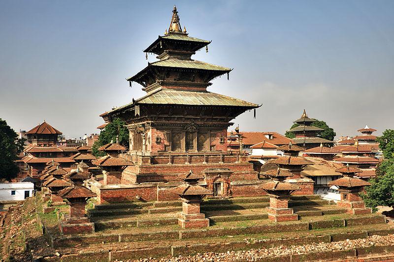 Nepal Kathmandu Durbar Square Panorama.jpg