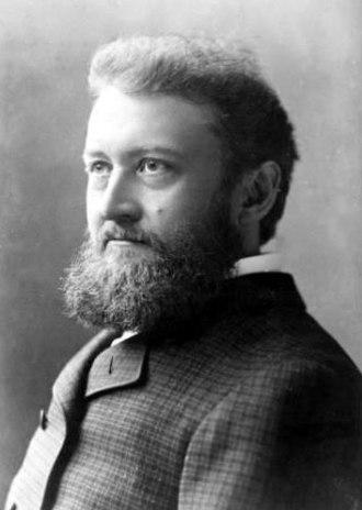 Adolf Neuendorff - Adolf Neuendorff in 1884.
