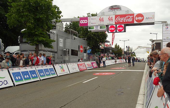 Neufchâteau - Tour de Wallonie, étape 3, 28 juillet 2014, arrivée (C24).JPG