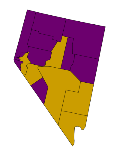 Nevada Democratic caucuses, 2008.png