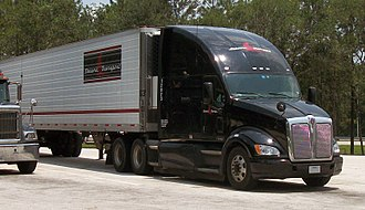 Kenworth - 2013 Kenworth T700 tractor-trailer