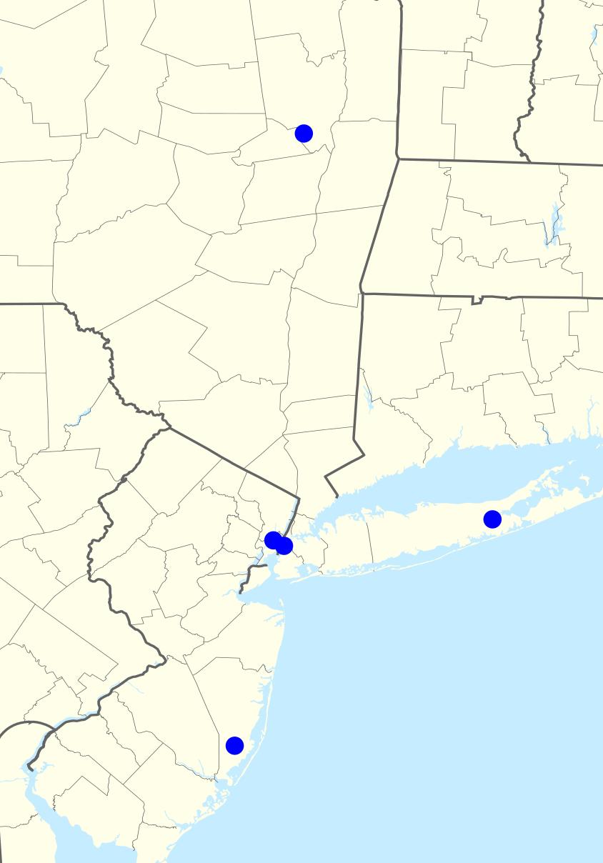 New York Jets radio affiliates