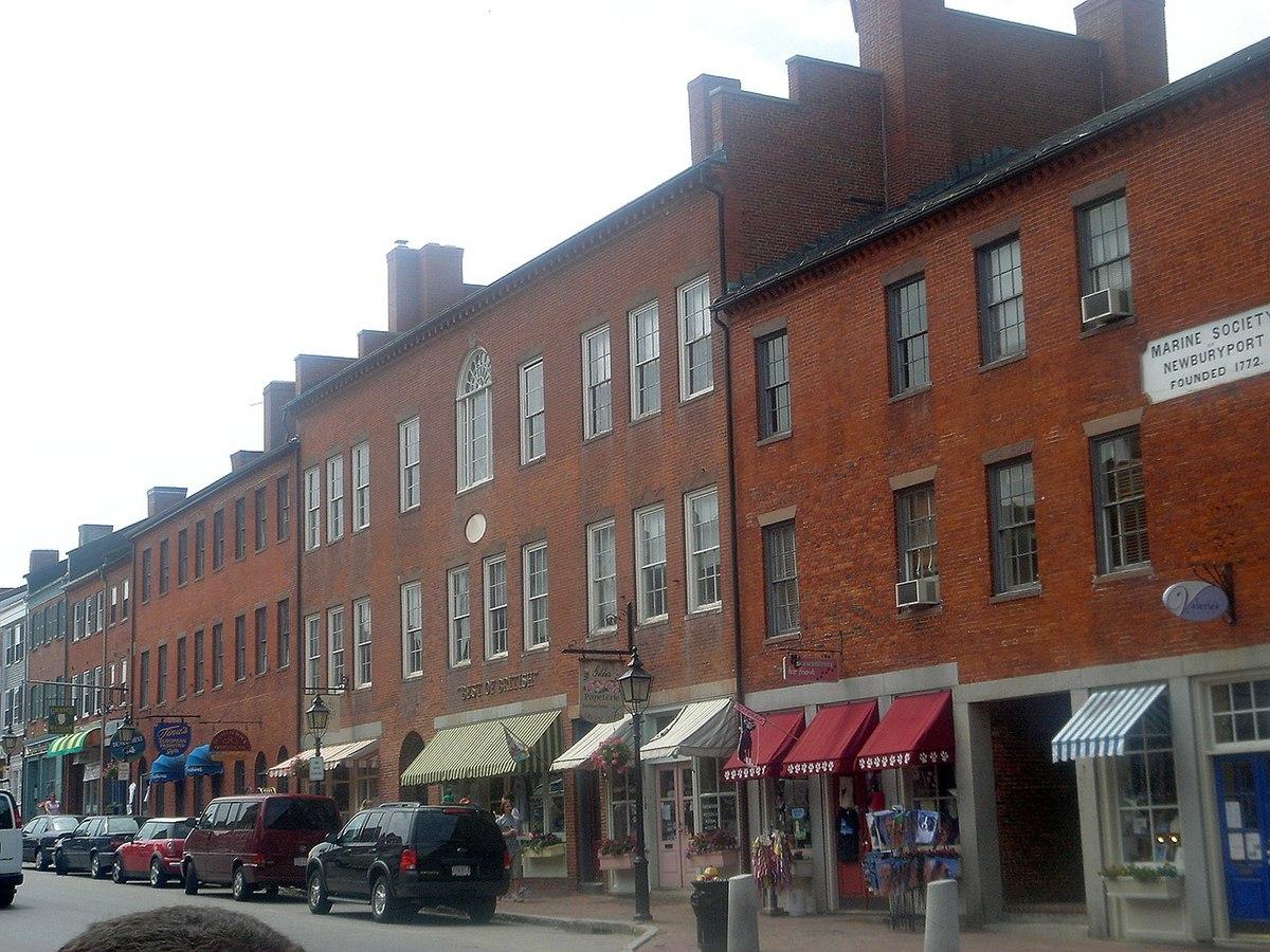 Newburyport Historic District Wikipedia