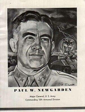 Paul Newgarden - Image: Newgard