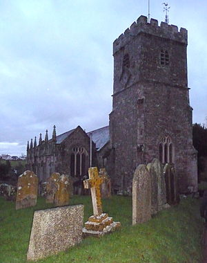 Newton St Cyres - Newton St Cyres Church