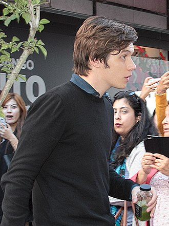 Nick Robinson (American actor) - Robinson at the 2015 Toronto International Film Festival.