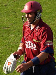 Nicky Boje Cricket player of South Africa.