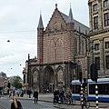 Nieuwe Kerk, Burgwallen Nieuwe Zijde, Амстердам, Нидерланды - panoramio.jpg