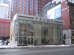 Future site of Trump International Hotel & Tower, Toronto