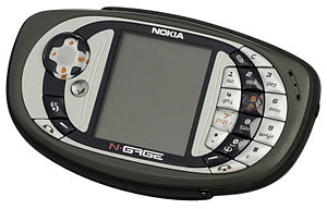 N-Gage (device) - The N-Gage QD