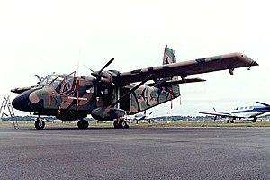 GAF Nomad - Australian Army Nomad in 1992