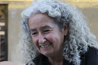 Nora Guthrie - Guthrie at the 2012 Brooklyn Book Festival
