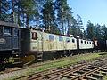 Norrbottens Järnvägsmuseum - NSB El12 nr 2113-2115.JPG