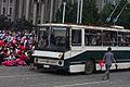North Korea - Old bus (5578949195).jpg