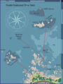 North Oudekraal dive sites with routes.png