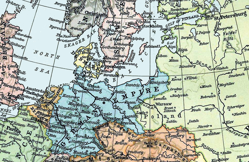 File:North and Baltic Seas, 1911.png