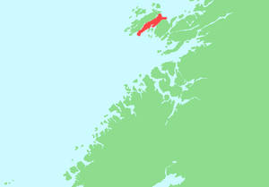 Mellom-Vikna - Image: Norway Mellom Vikna