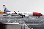 Norwegian (Jens Glad Balchen livery), LN-NGC, Boeing 737-8JP (25628563325).jpg