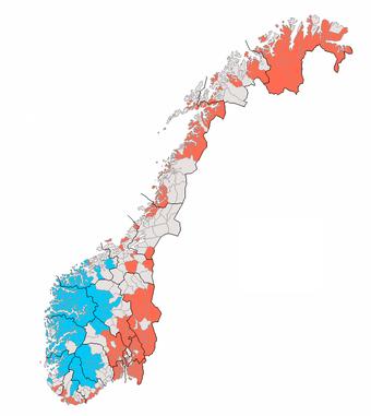 Norvège rencontres singles