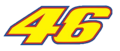 Number Motorbike Valentino Rossi 2013.png